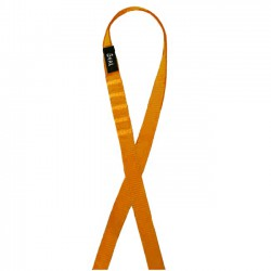 BEAL Flat Sling 18mm 40cm orange hurok