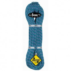 BEAL Ice Line 8.1mm golden dry 60m emerald kötél