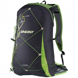 CAMP Ghost 15L black/green hátizsák