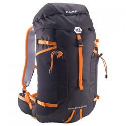 CAMP M2 black/orange hátizsák