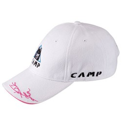 CAMP Hat Lady white sapka