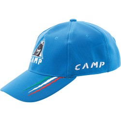 CAMP Hat blue sapka