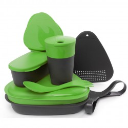 LIGHT MY FIRE MealKit 2.0 green készlet