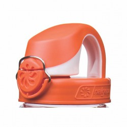 NALGENE OTF Cap orange/white palack fedél