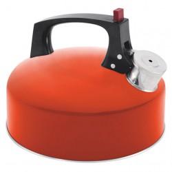 EASY CAMP Whistle Kettle 2.0 L orange teafőző