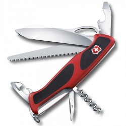 VICTORINOX RangerGrip 79 red/black kés