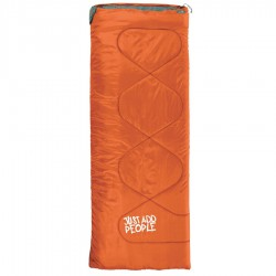 EASY CAMP Chakra orange nyári hálózsák