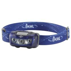 BEAL L28 transculent blue fejlámpa