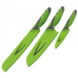 OUTWELL Knife Set grey/green kés szett
