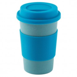 Outwell Bamboo Cup blue kemping pohár