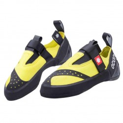 OCÚN Crest QC Women lime hegymászás cipő