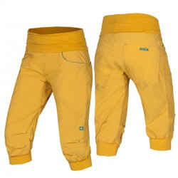 OCÚN Noya Shorts yellow/blue rovidnadrág