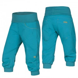 OCÚN Noya Shorts blue/yellow rovidnadrág