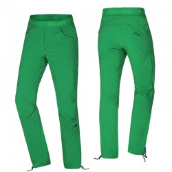 OCÚN Mánia Pants green/navy nadrág