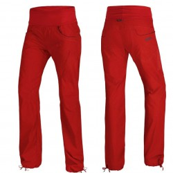 OCÚN Noya Pants lava red nadrág