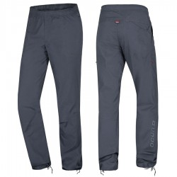 OCÚN Jaws Pants slate blue nadrág