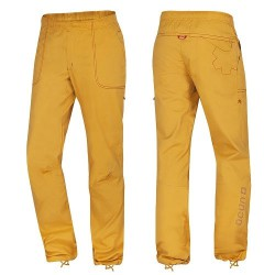 OCÚN Jaws Pants golden yellow nadrág