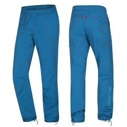 OCÚN Jaws Pants capri blue nadrág