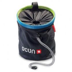 OCÚN Push black/blue/green magnézium táska