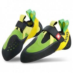 OCÚN Oxi QC green hegymászás cipő