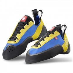 OCÚN Strike LU blue/yellow hegymászás cipő
