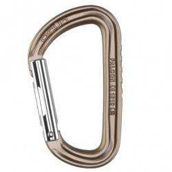 OCÚN Falcon Straight grey karabiner