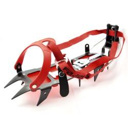 FADERS Crampon Steel Semi-Automatic hágóvas
