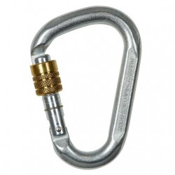 CLIMBING TECHNOLOGY Snappy Steel SG karabiner