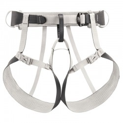 PETZL Tour gray/anthracite beülő