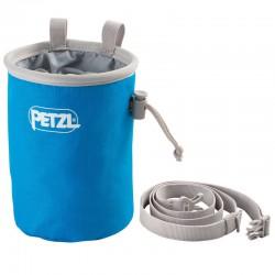 PETZL Bandi Chalk Bag blue magnéziazsák