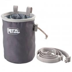 PETZL Bandi Chalk Bag grey magnéziazsák