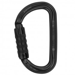 PETZL Am'D Triact-Lock black karabiner