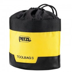PETZL Toolbag S yellow tok