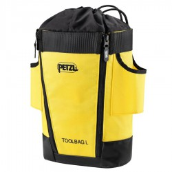 PETZL Toolbag L yellow tok