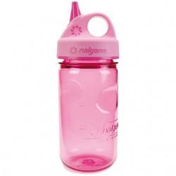 NALGENE Grip n Gulp 0.35 L Kids pink palack