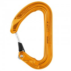 PETZL Ange S orange karabiner