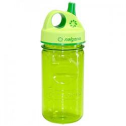 NALGENE Grip n Gulp 0.35 L Kids green palack