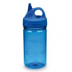 NALGENE Grip n Gulp 0.35 L Kids blue palack