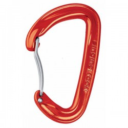 SINGING ROCK Vision Bent red karabiner