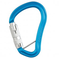 SINGING ROCK Hector BC triple blue karabiner