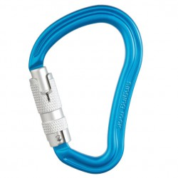 SINGING ROCK Hector triple blue karabiner