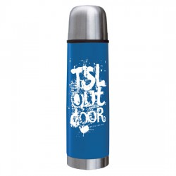TSL Flask 750 ml blue termosz