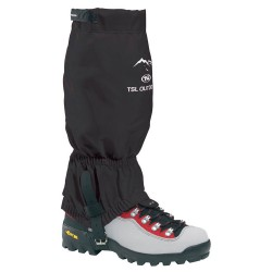 TSL Hiking black kamásli