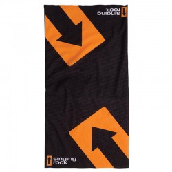 SINGING ROCK Scarf black arrow sál