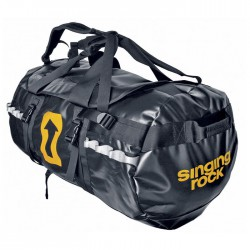 SINGING ROCK Tarp Duffle 70L black táska