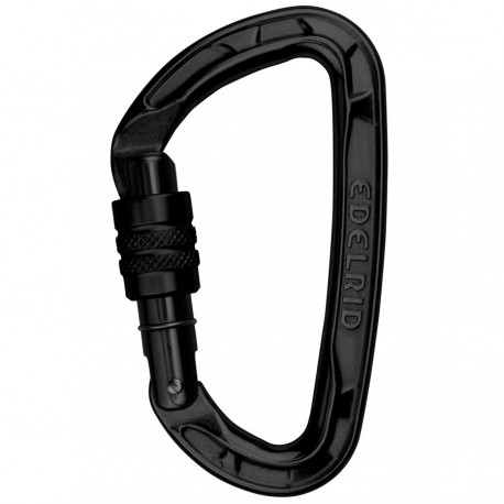 EDELRID Pure Screw night karabiner