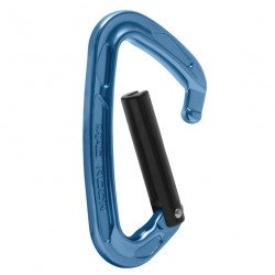 MAD ROCK Super Tech Straight Gate blue karabiner