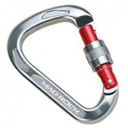 MAD ROCK HMS Ultra Tech karabiner