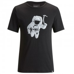 BLACK DIAMOND M SS Spaceshot Tee black póló