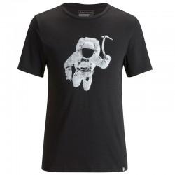BLACK DIAMOND M SS Spaceshot Tee black póló